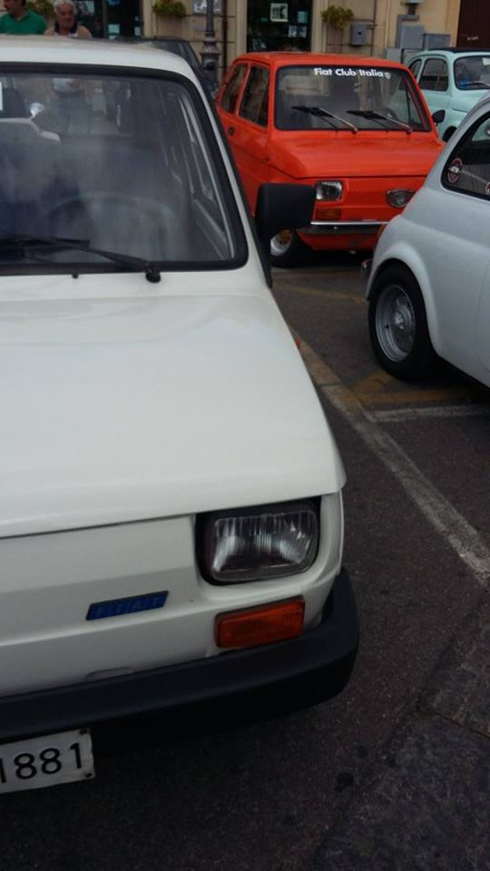 Raduno Fiat 500,derivate e auto Storiche italiane Palmi RC 24/05 210