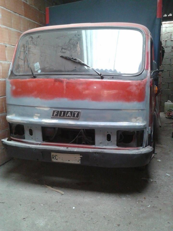 Paulfiat's Garage  40r10