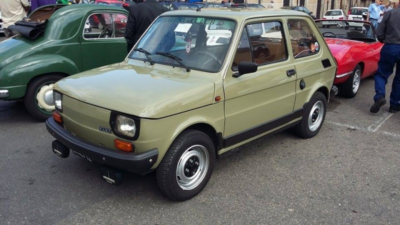 Raduno Fiat 500,derivate e auto Storiche italiane Palmi RC 24/05 710
