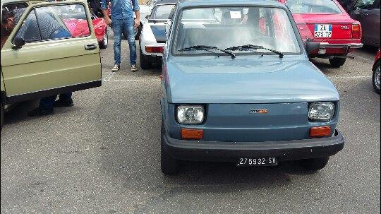 Raduno Fiat 500,derivate e auto Storiche italiane Palmi RC 24/05 910