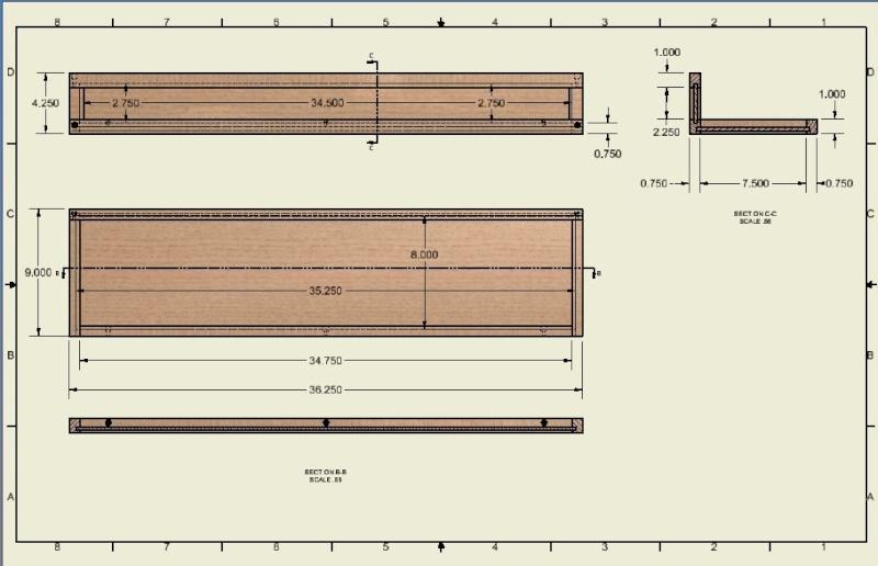 Ajout d'armoire chez Prolite dans la Mini+Tablette Home made Plan10