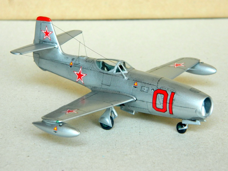 "[Special hobby]  YAK 23 ""Flora"" Yak_0010"