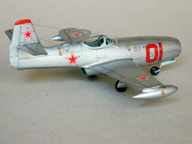 "[Special hobby]  YAK 23 ""Flora"" Yak_0011"