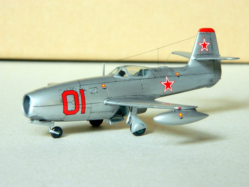 "[Special hobby]  YAK 23 ""Flora"" Yak_2311"