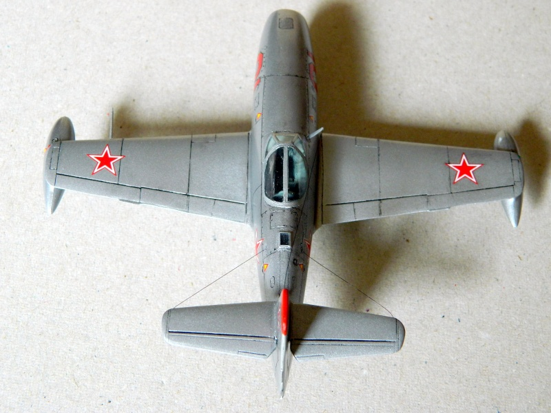 "[Special hobby]  YAK 23 ""Flora"" Yak_2312"