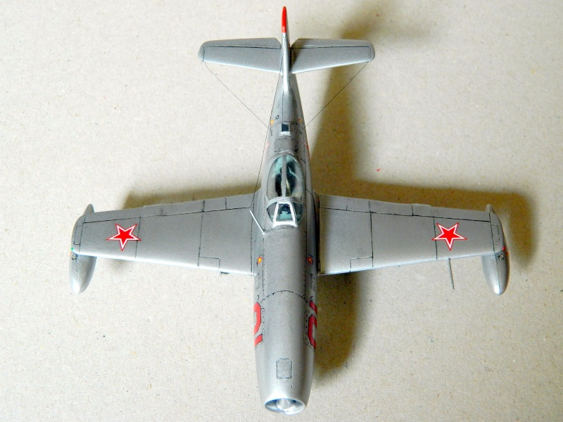 "[Special hobby]  YAK 23 ""Flora"" Yak_2313"