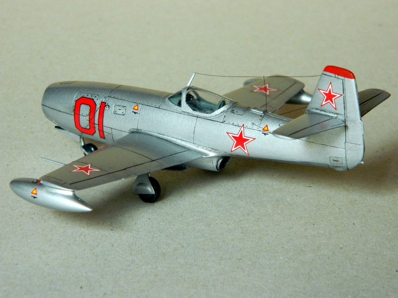 "[Special hobby]  YAK 23 ""Flora"" Yak_2315"