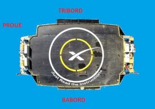 [SpaceX] Actualités et développements de la Falcon 9 et du moteur Merlin Barge10