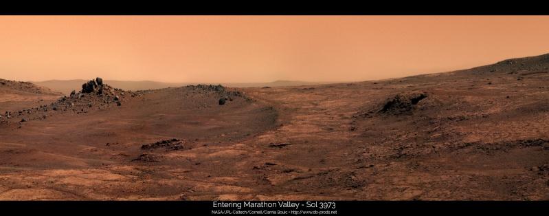 Opportunity et l'exploration du cratère Endeavour - Page 9 Sol39711