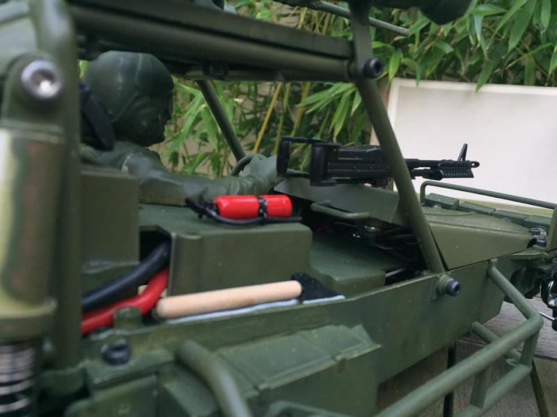 Fast Attack Vehicule - customisé 10930810