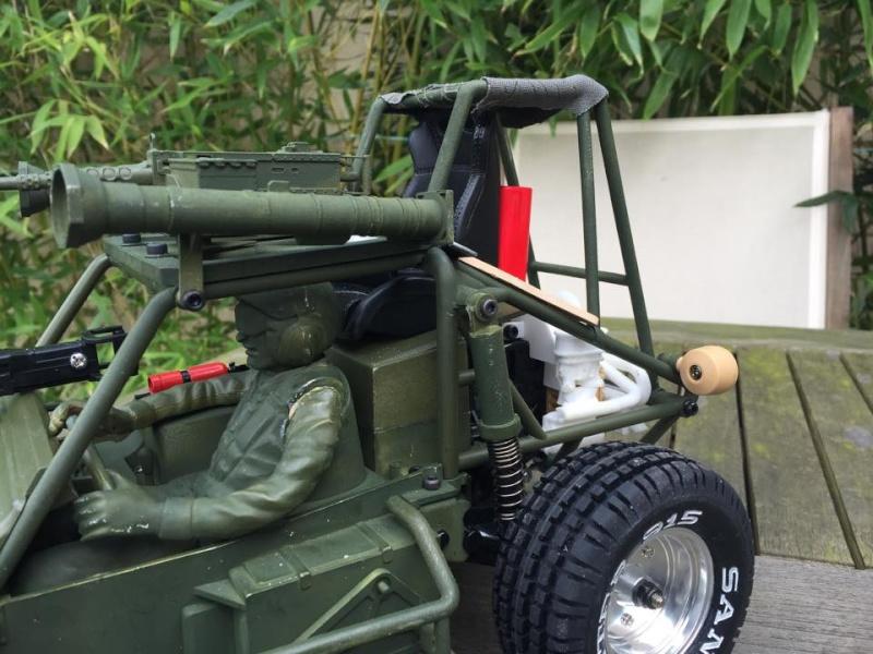 Fast Attack Vehicule - customisé 11022610