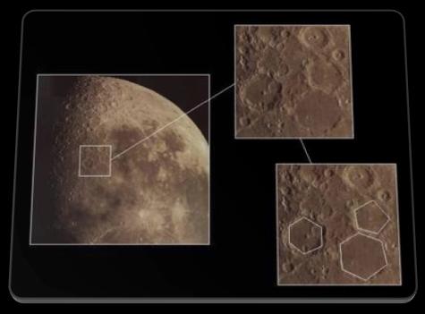 Incongruité ou OVNI du système solaire ? - Page 20 Lune-110