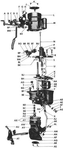 Remise à neuf du carburateur CARTER Image_10