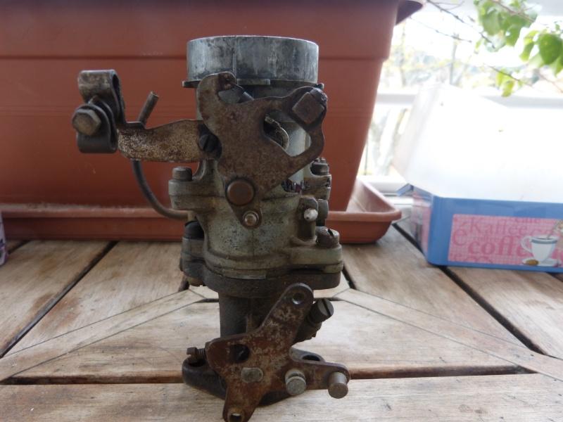 Remise à neuf du carburateur CARTER P1140713