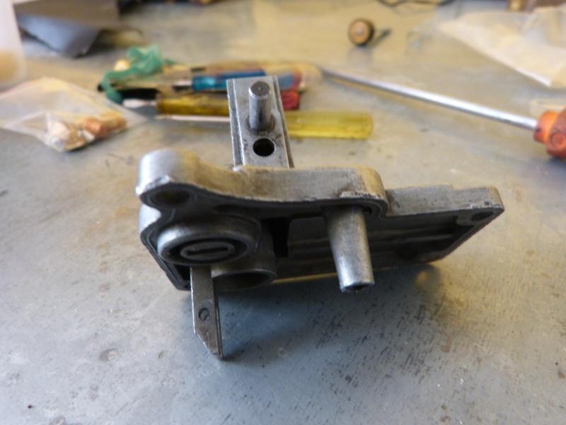 Remise à neuf du carburateur CARTER P1140716