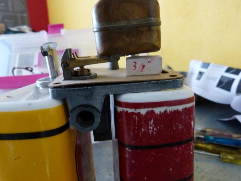 Remise à neuf du carburateur CARTER P1140719