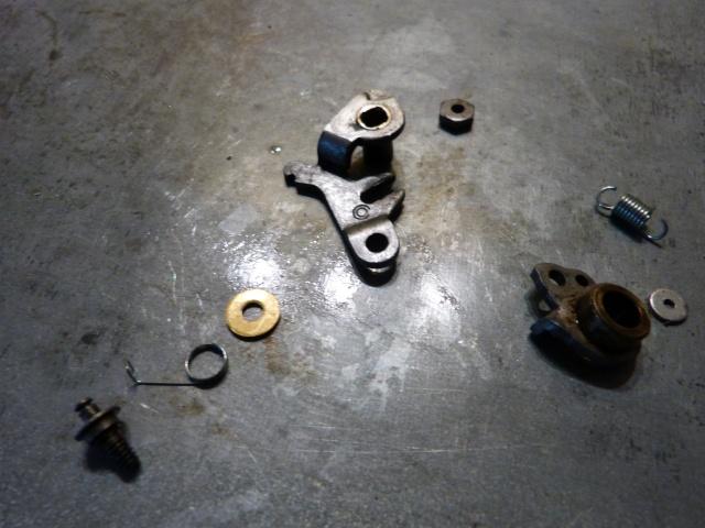 Remise à neuf du carburateur CARTER P1140829