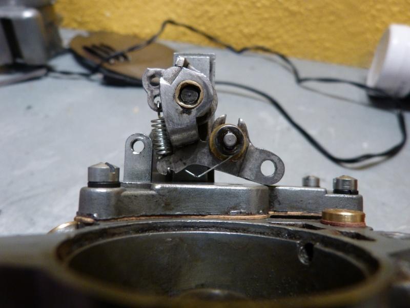 Remise à neuf du carburateur CARTER P1140835