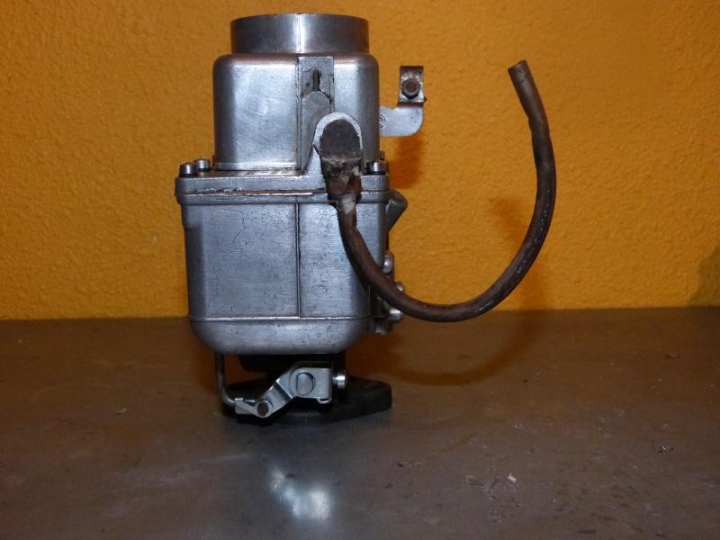 Remise à neuf du carburateur CARTER P1140847