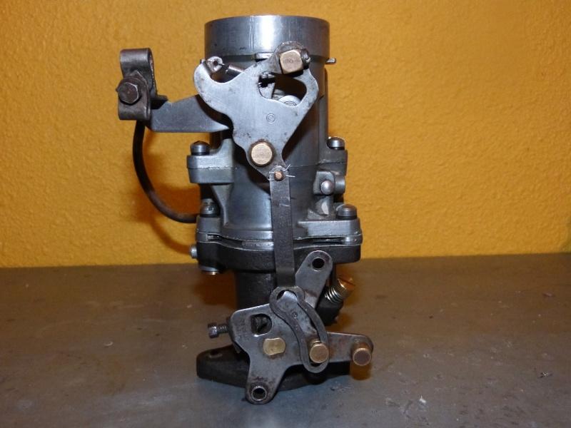 Remise à neuf du carburateur CARTER P1140849