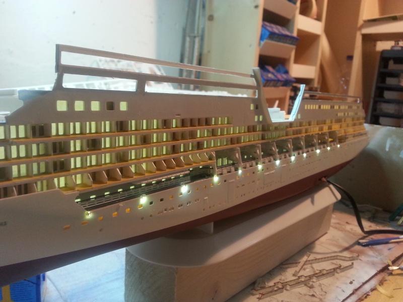 Mein Schiff -Aida Revell 1:400 -Aidabella 20150438