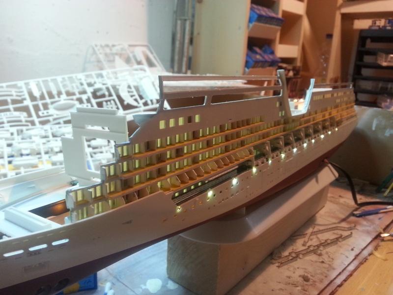 Mein Schiff -Aida Revell 1:400 -Aidabella 20150441