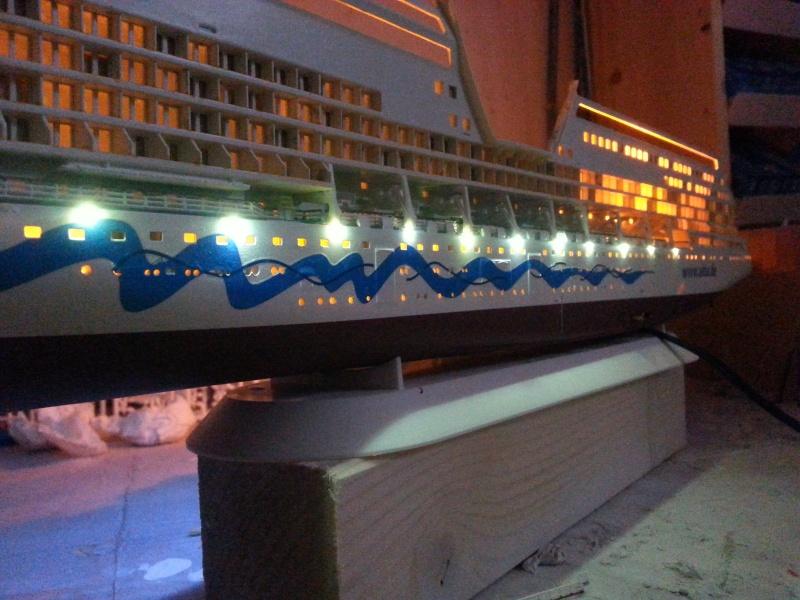 Mein Schiff -Aida Revell 1:400 -Aidabella - Seite 2 20150444