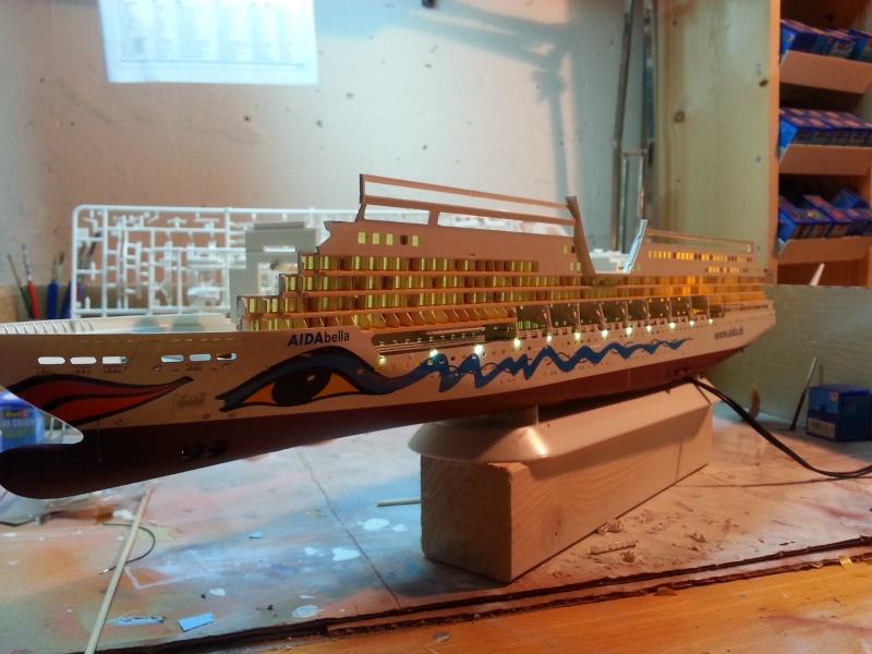 Mein Schiff -Aida Revell 1:400 -Aidabella - Seite 2 20150445