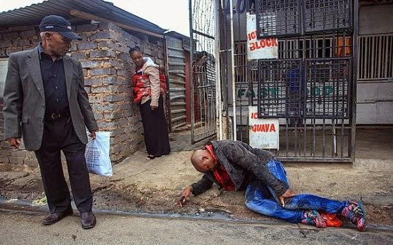 SA Xenophobic Attacks: The brutal death of Emmanuel Sithole  410