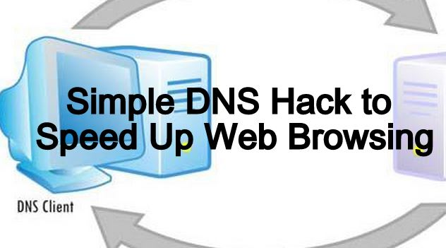 hack - How to Get Faster Internet Speed Using DNS Hack Dns-ha10