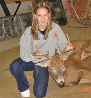Number of female hunters on the rise in Pennsylvania and New Jersey Justin11