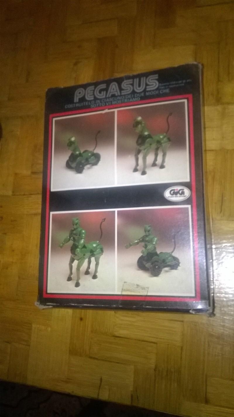 micronauti - Micronauti : Green Baron + Pegasus Wp_20182