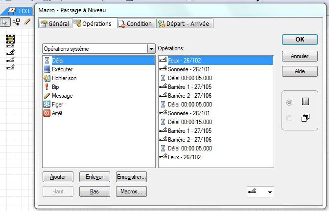 Activation macro avec commande d'aiguillage Captur11