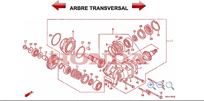 Revere 650 : bruit bizarre (couple conique/changement amorto) - Page 2 Captur17