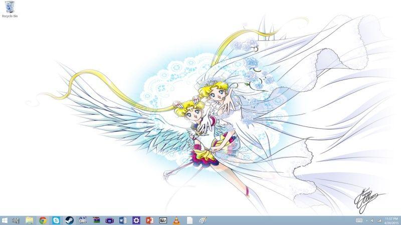 what's your desktop/wallpaper Screen25