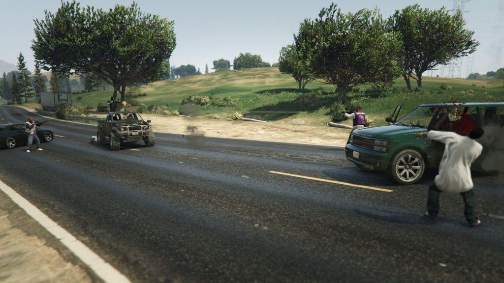 GTA V Screenshots (Official)   2015-019