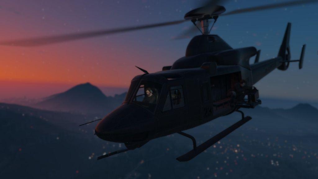GTA V Screenshots (Official)   2015-021