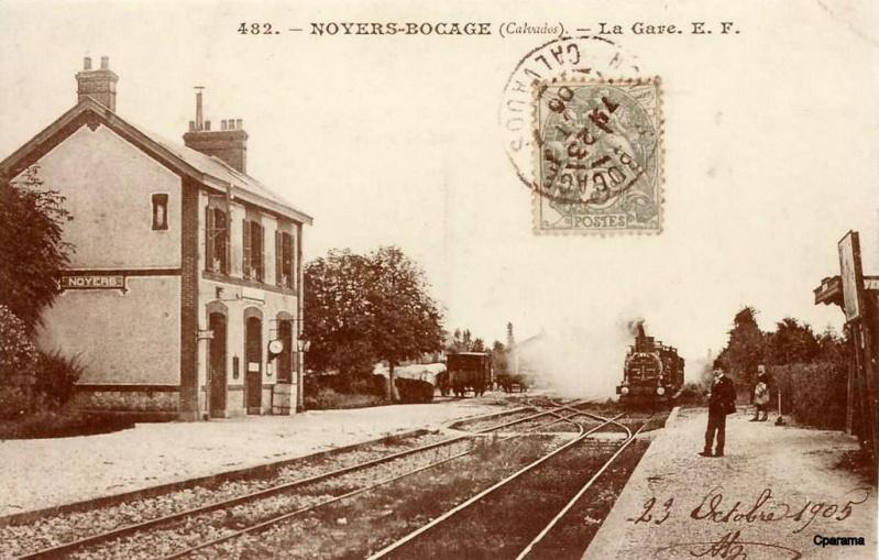 La ligne Caen-Vire - Page 2 13869510
