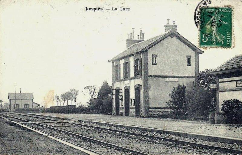 La ligne Caen-Vire - Page 2 Jurque10