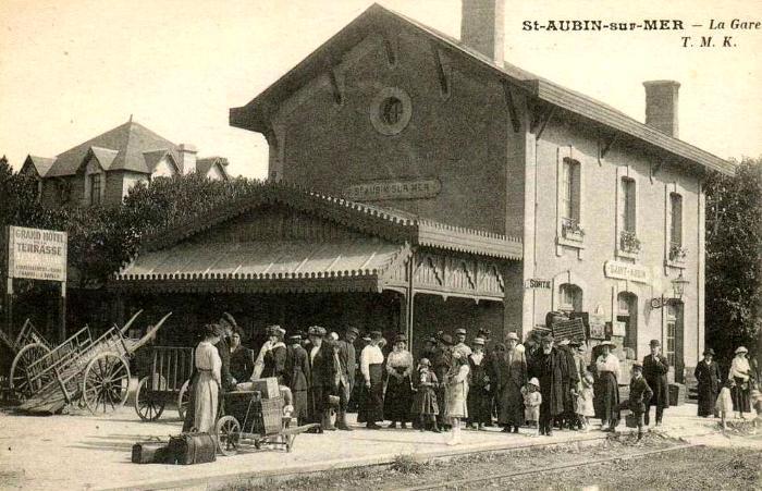 Le chemin de fer Caen-La mer Staubi10