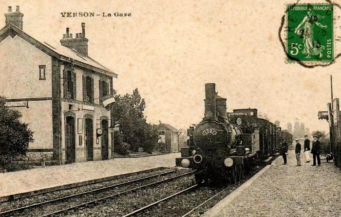 La ligne Caen-Vire - Page 2 Verson12