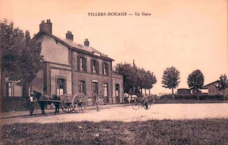 La ligne Caen-Vire - Page 2 Viller10