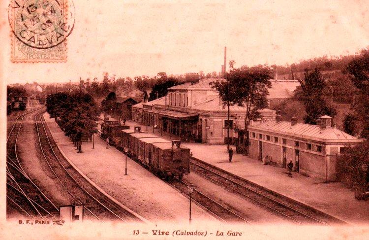 La ligne Caen-Vire - Page 2 Vire4810