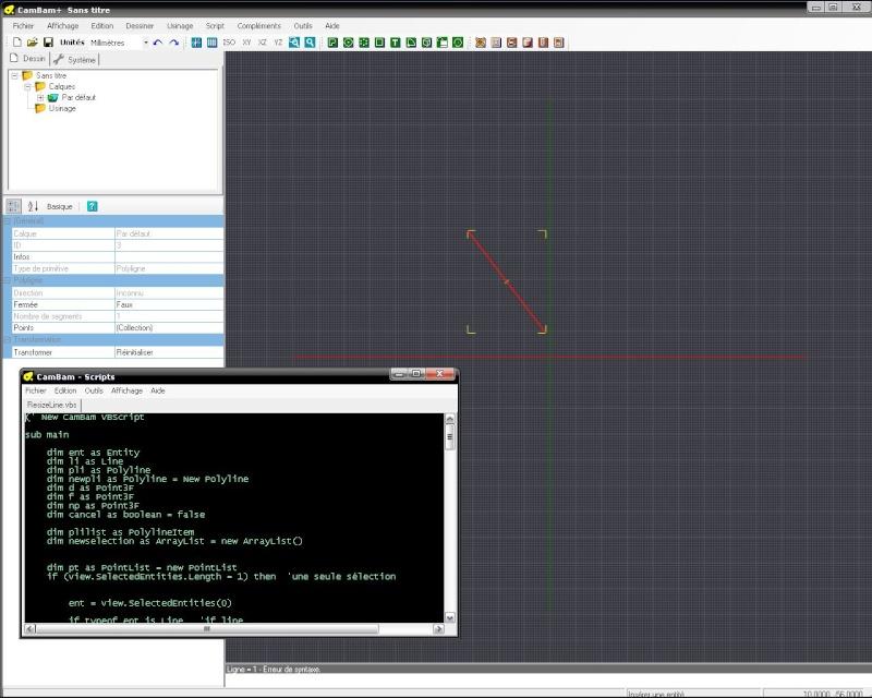 [Script] Modifier la taille d'une ligne Presse13