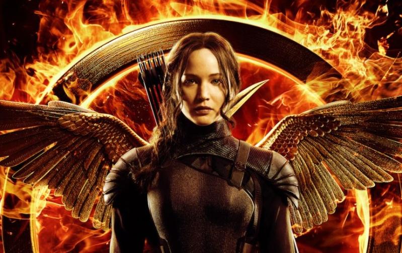 Hunger Games (film) Katnis10