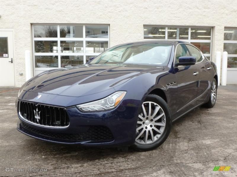 Ordinata Maserati Ghibli 330CV - Pagina 3 90325910