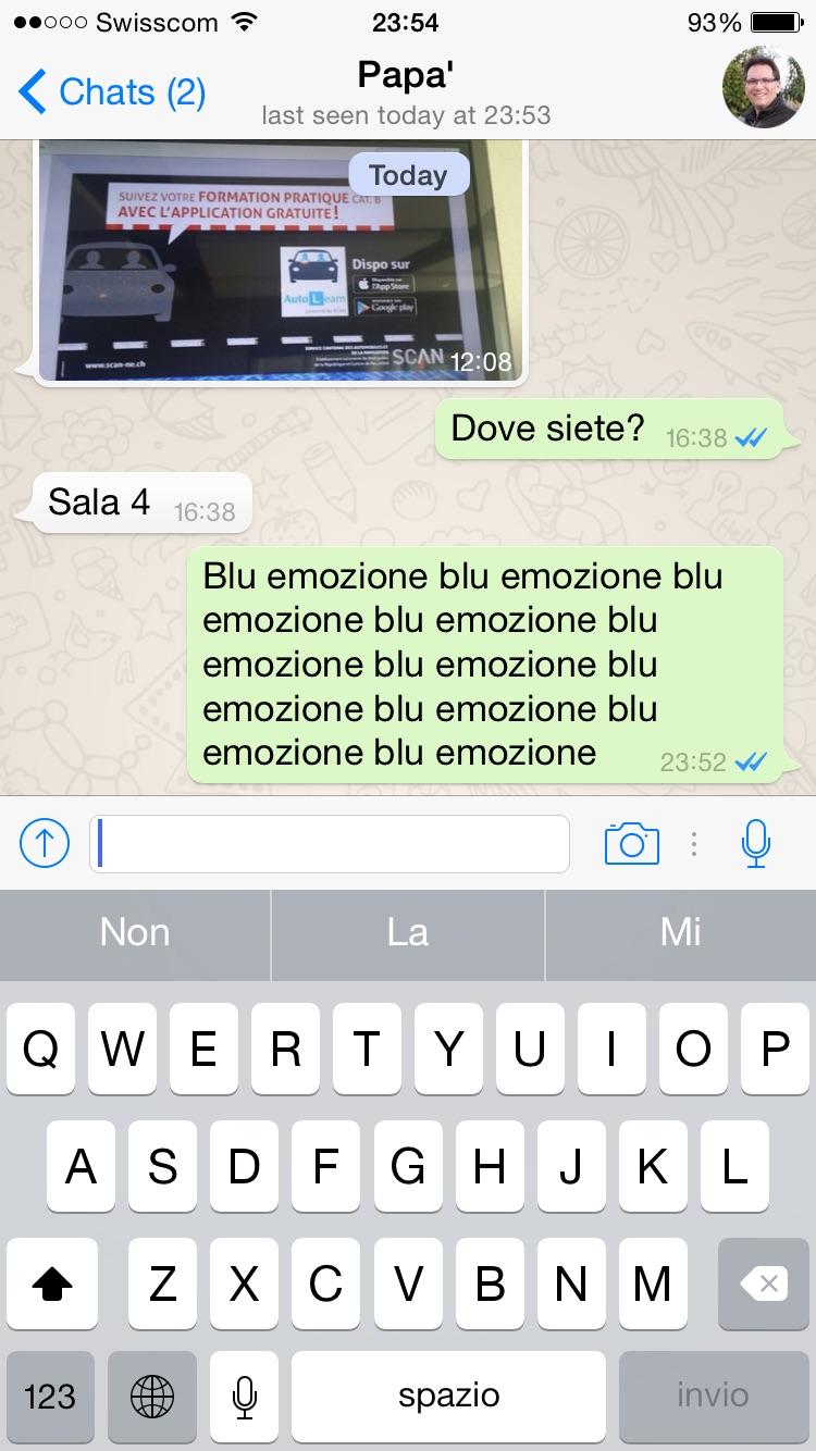 Ordinata Maserati Ghibli 330CV - Pagina 5 Image20
