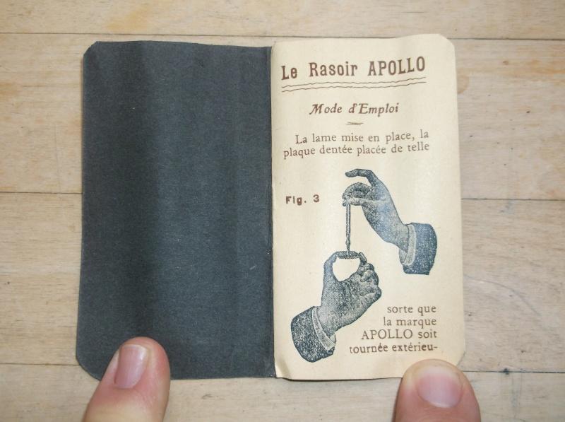 Et un petit rasoir Apollo, un. Dscf1553