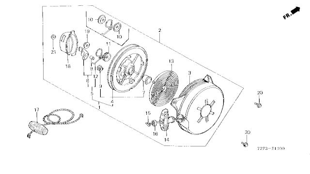 restauration - Restauration motoculteur (Honda F600) - Page 3 Yclaty10