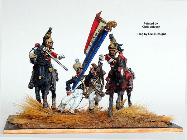 Prise de Guerre, Waterloo 1815 Nx_210